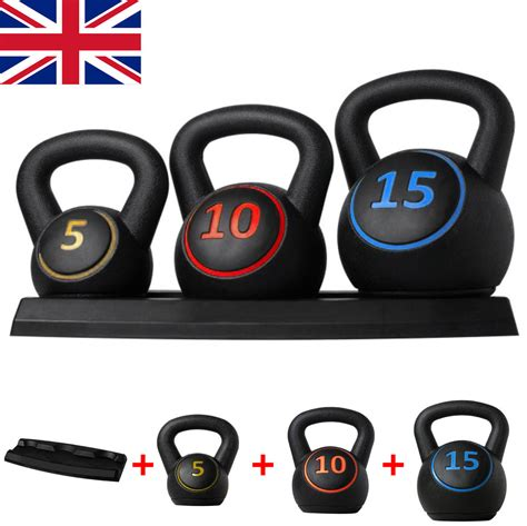 kettlebell weights weight sets rack kettlebells gym stand exercise 3pcs core