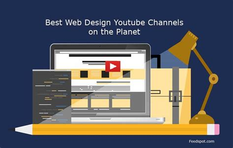 top  web design youtube channels  web designers