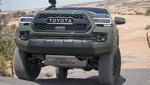 2020 Toyota Tacoma Gets A New Face  Tech