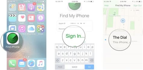 found my iphone how to use find my iphone to rescue your iphone mac