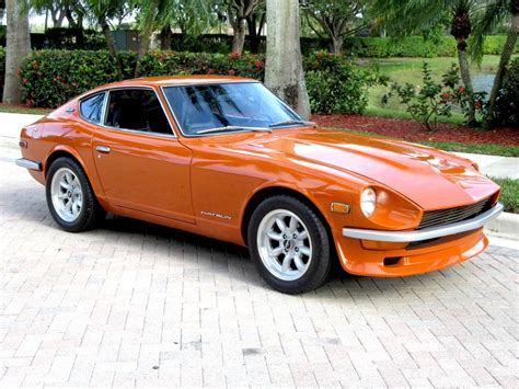 Datsun Nissan by 1970 Datsun 240z For Sale 1891829 Hemmings Motor News