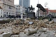 Strongest earthquake in 140 years rattles Croatia's ...