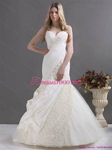 a line wedding dress with ruching and lace for 2015 us With wedding dress ruching
