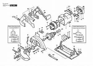 Skil 5350 F012535000 Parts