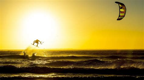 kitesurfing sports wallpapers hd desktop  mobile
