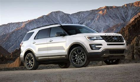 2020 Ford Explorer Limited by 2020 Ford Explorer Trac 2018 Limited Used 2010 Cylinder