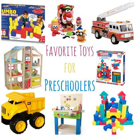 best toys for preschoolers happy home 731 | Favorite Toys for Preschoolers Great ideas for Christmas gifts