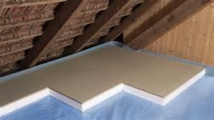Estrichplatten Mit Dämmung : dachboden isolieren anleitung xm27 hitoiro ~ Michelbontemps.com Haus und Dekorationen