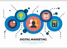 Free Social Media Marketing Vector Elements Download