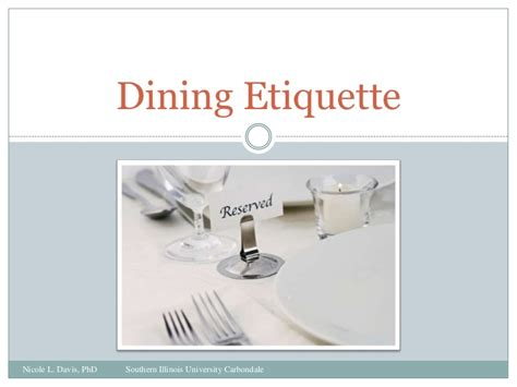 dining etiquette dining table etiquette ppt 28 images getting to each
