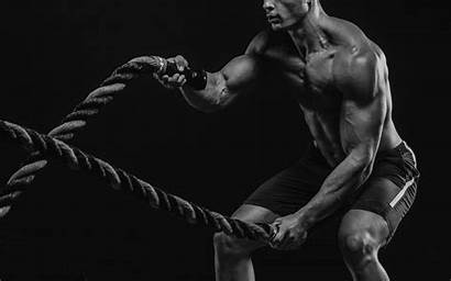 Battle Ropes Exercises Arms Onnit Academy Muscular