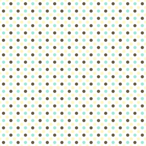 seamless retro polka dots background labs