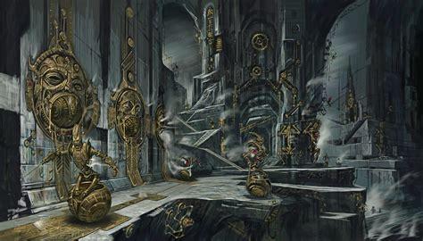 The Art Of The Elder Scrolls V Skyrim