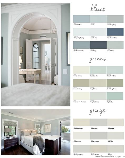 Popular Bedroom Paint Colors by Cyndy Aldred