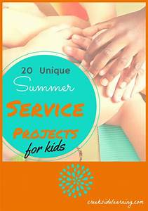 Service projects, Project for kids and Projects on Pinterest