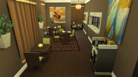 The Sims 4 Dine Out Decorating Your Restaurant's Interior