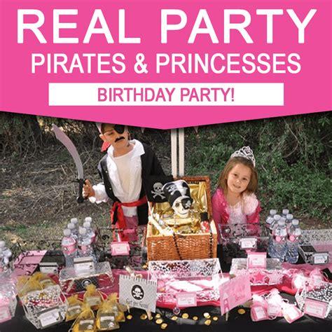 pirates  princesses birthday party simonemadeitcom