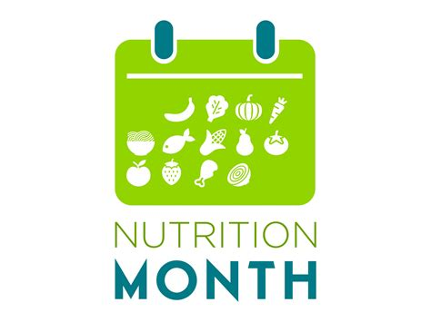 national nutrition month ready food health