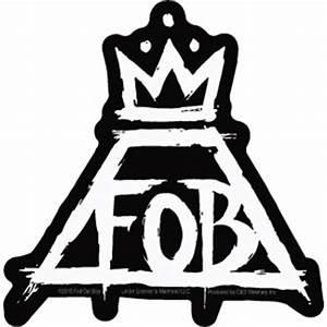 Fall Out Boy Crown Sticker