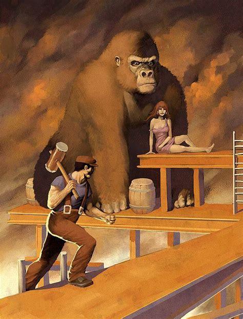 Bowsers Blog Realistic Original Donkey Kong