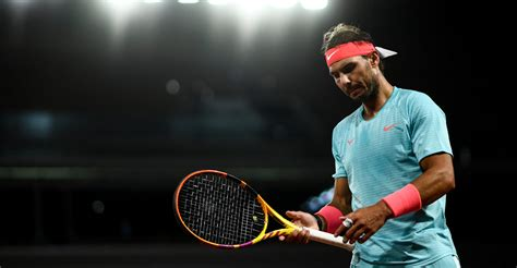 Nadal passes Sinner test to storm into French Open ...
