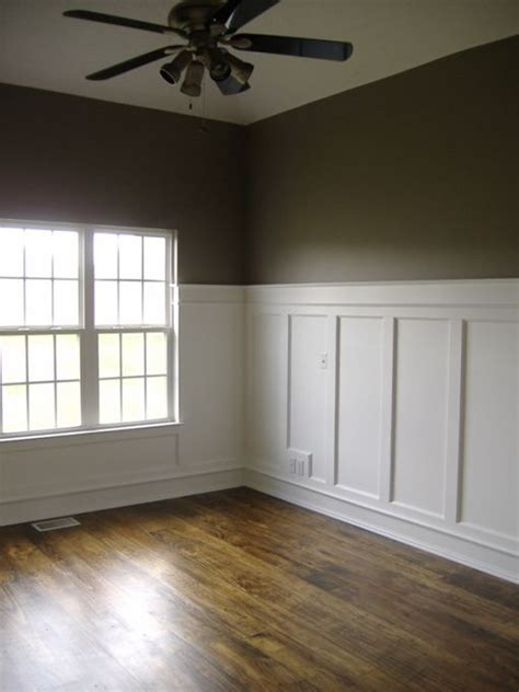 wainscoting ideas images  pinterest master