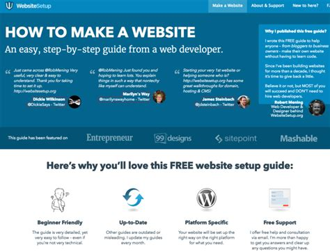 How To Make Your Education Look On A Resume by How To Make A Website Step By Step Guide For Beginners