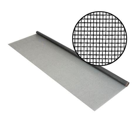 phifer 60 in x 25 ft silvergray fiberglass screen 18 x