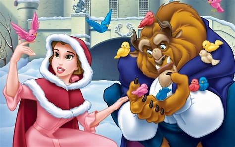 Beauty-and-the-beast-cartoon-hd-wallpaper-1920×1200-21145