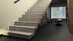 Escalier Exterieur En Beton Ciré by Escalier En B 233 Ton Comment Le Nettoyer Et L Entretenir