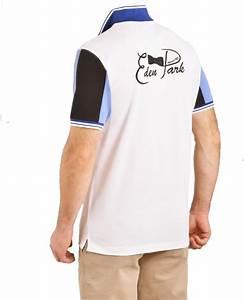 Polo Eden Park Homme : eden park polo manches courtes sleeves blanc ~ Melissatoandfro.com Idées de Décoration