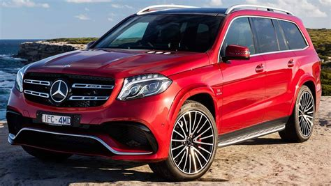 mercedes amg gls   review road test carsguide