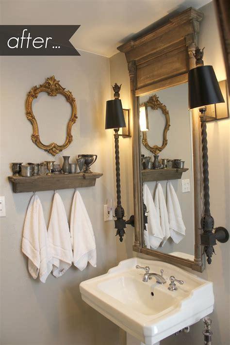 25 Classy Vintage Bathroom Design Ideas To Get Inspired
