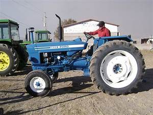 Tractores Agricolas Ford
