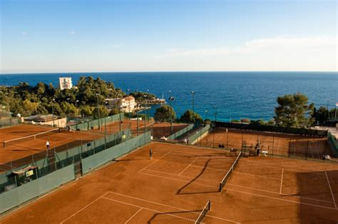 monte carlo country club best places to play tennis in monaco