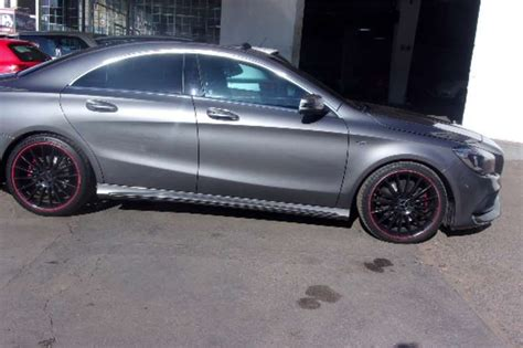 On long interstate runs, we've managed 37 mpg without notably changing our driving style, confirming the ratings. Mercedes Benz CLA 250 Sport 4Matic for sale in Gauteng | Auto Mart