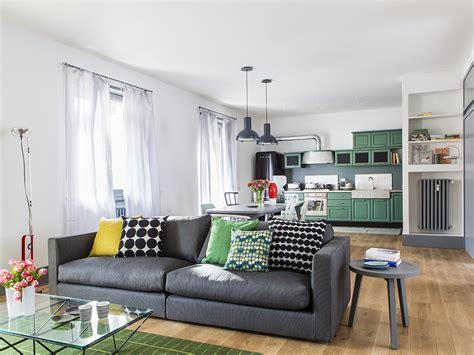 cucine soggiorno cucina soggiorno un grande ambiente unico casafacile