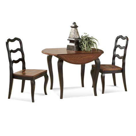 two leaf dining table 5 styles of drop leaf dining table for small spaces