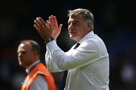 Sam Allardyce full statement as he quits Crystal Palace ...