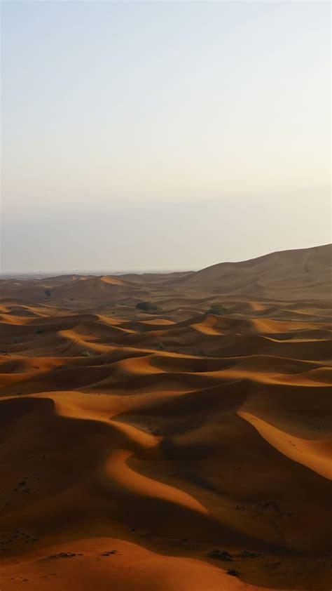 wallpaper desert   wallpaper dawn sky  sony