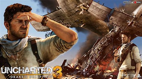 uncharted  drakes deception wallpaper