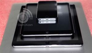 Purported photo shows ipad mini 2 inbound sans the touch for Iphone 5s upgrade ipad 5 and ipad mini 2 set for october