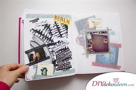 scrapbooking diy fotoalbum ideen fuer eure urlaubsbilder