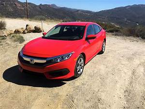 Why The 2016 Honda Civic Lx With A Manual Is The Best 2016