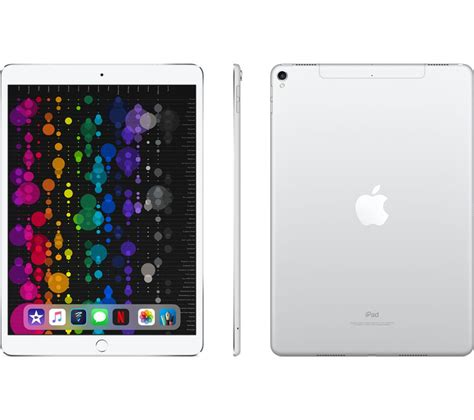 apple  ipad pro cellular  gb silver  deals pc world