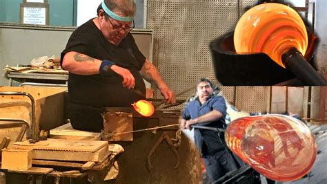 glass blowing factory murano island italy duvaci stakla