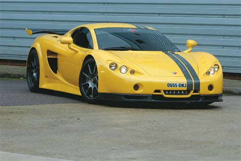 Ascari Answer To Ferrari Fxx