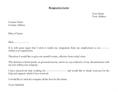 resignation letter template uk fee schedule template