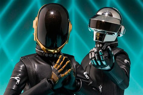 Daft Punk to release their own action figures | NME