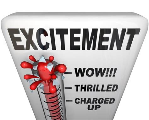 Images Of Excitement How To Build Anticipation On Your And Why You Should